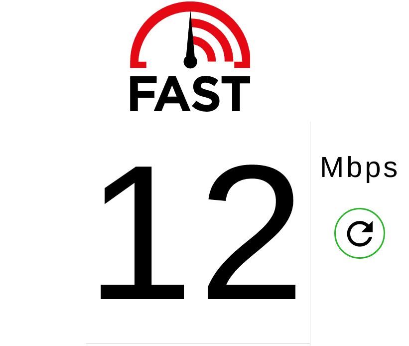 internet speed test fast com colokyal