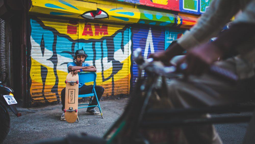 The Humans Of Skateboarding In India (Mumbai) II