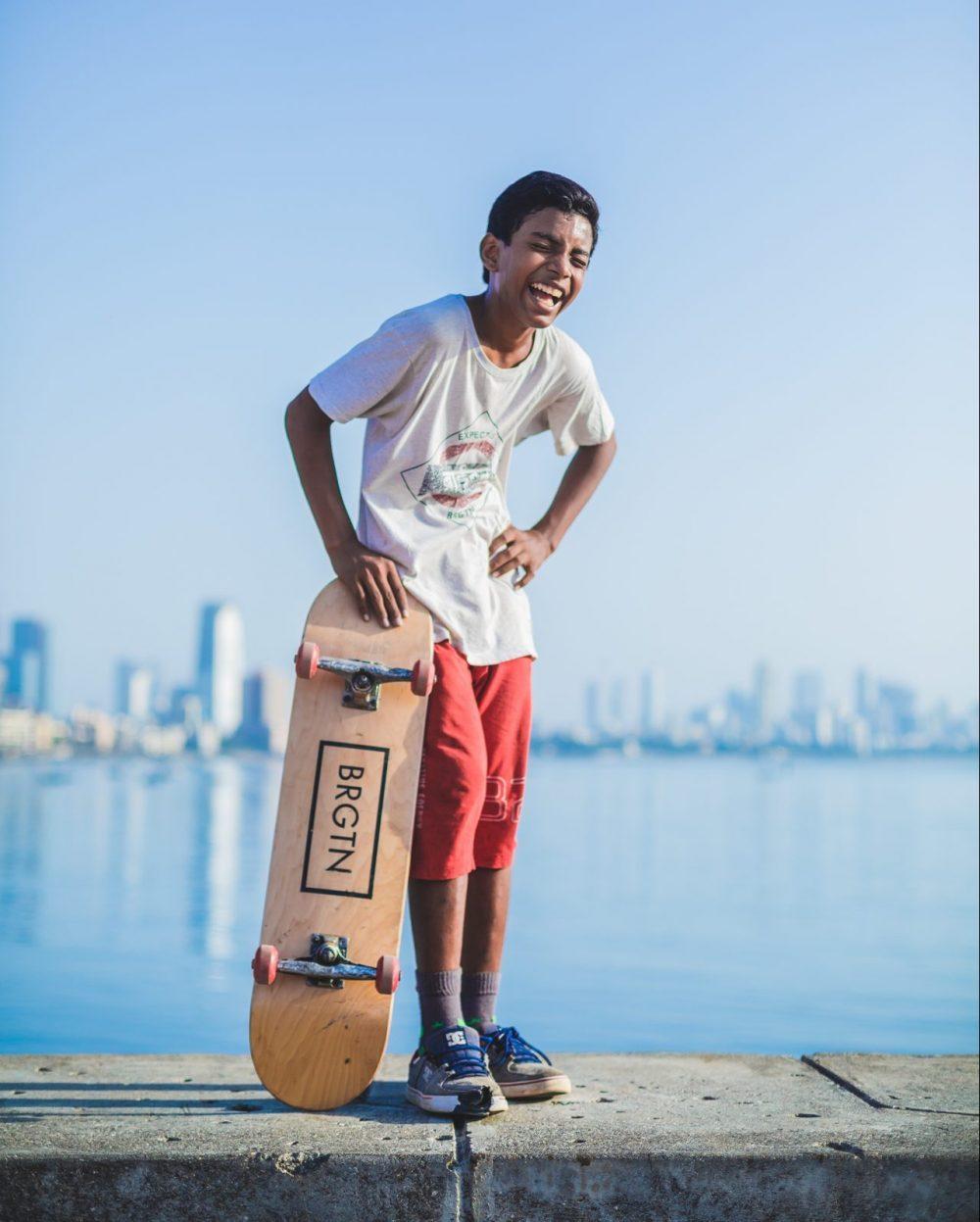 Humans Of Skateboarding In India (Mumbai) III